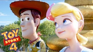 Woody and Buzz's new adventure hits theaters on June 21, 2019. #ToyStory4 More from Entertainment Tonight: ...