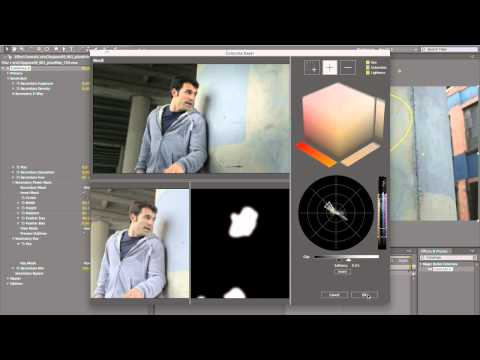 03 - Working With The Keyer In Magic Bullet Colorista II