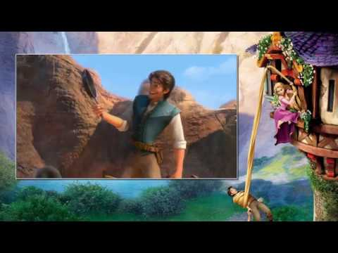 Tangled - Flynn Fights With a Pan (Canadian French)
