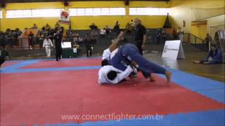 Alex Aparecido vs Gilmar Silva Centro Oeste de Jiu Jitsu   LJJB Connect Fighter