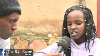 7 years old girl talking about the situation in Burundi( The Ramjaane Show Kigali Rwanda)