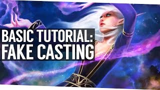 WoW Legion Tutorial - Fake Casting / Juking