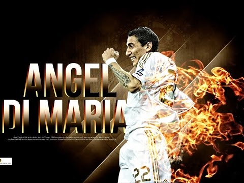 Angel Di Maria I Welcome To Manchester United 2014 HD