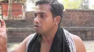 Be aware of the temple priests (innocent tourists), Bhubaneshwar, Orissa