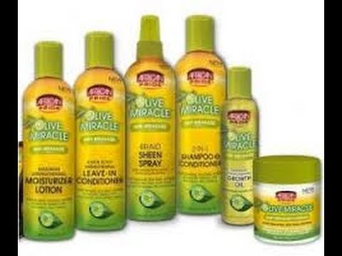 Natural Curly Hair Products South Africa