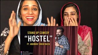 Hostel_Stand_Up_Comedy_ft._Anubhav_Singh_Bassi | Pakistani Reaction |Magisco Reactions