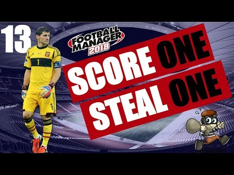 Football Manager 2018   Score One Steal One   #13 Inevitable