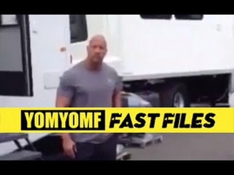 """""""FAST & FURIOUS 6"""" BTS Tyrese Calls Out The Rock"""