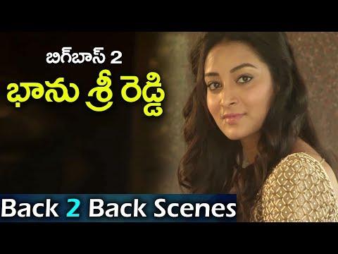 Bhanu Sri Reddy Latest Movie Back 2 Back Scenes   Big Boss 2 Bhanu Sri Reddy   2018 Movies