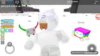 Dominus e hydra no videooo//roblox\\
