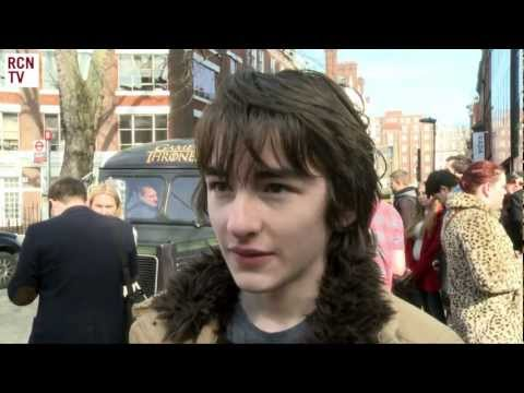 Game Of Thrones Bran Stark - Issac Hempsted Wright Interview