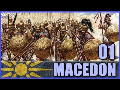 Total War: Rome 2 | Macedon 01 | Croatian