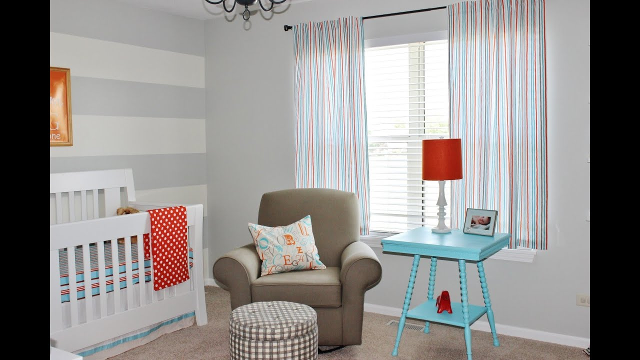 Top Baby Boy Room Color Ideas - YouTube
