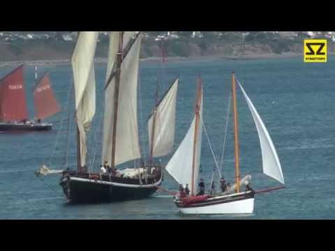 Luggers in Looe 2015 - The Grayhound Lugger