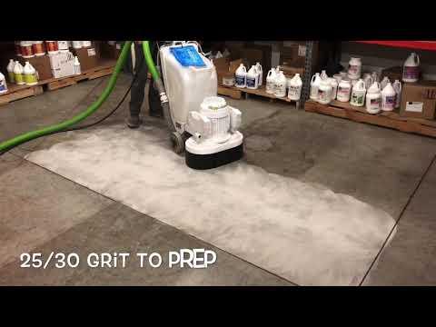 hqdefault - How To: Urethane Grout Polished Concrete - Concrete Floor Pros