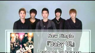 [MBLAQ] Comment (Eng Sub) @ Excite Music