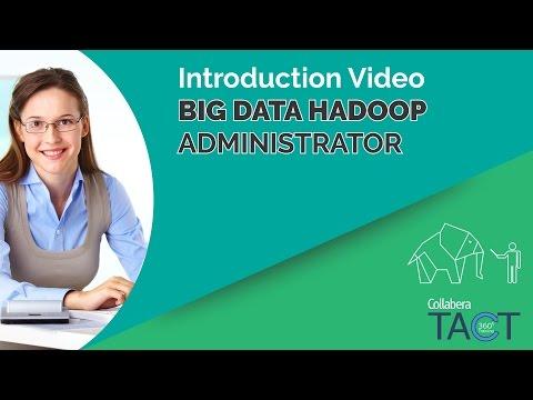 Introduction - Big Data & Hadoop Administrator Training