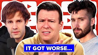 WOW! The David Dobrik Scandal just got Worse, Jeff Wittek Exposes Himself, Krispy Kreme Vaccines, &