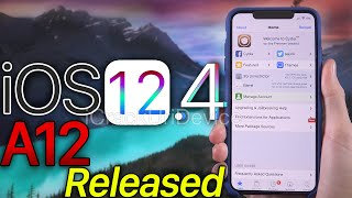 A12 Jailbreak iOS 12.4 RELEASED - Top 25 Cydia Tweaks to Install First!