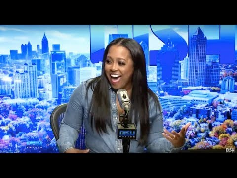 KESHIA KNIGHT PULLIAM DISHES ON WORKING WITH DA BRAT IN 'SET IT OFF LIVE'