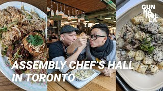 Toronto Food Guide | Assembly Chef's Hall: 17 Best Restaurants Under One Roof