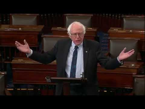 Bernie Sanders calls for pharma to testify before Congress just as tobacco companies had to