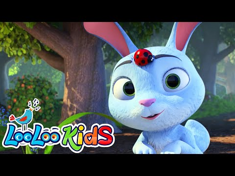 Bunny Hop - THE BEST Songs for Children | LooLoo Kids