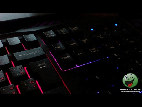 Клавіатура дротова Genius Scorpion K220 USB (31310475104)