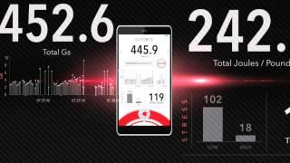 G-VERT intensity tracker launch at CES 2017