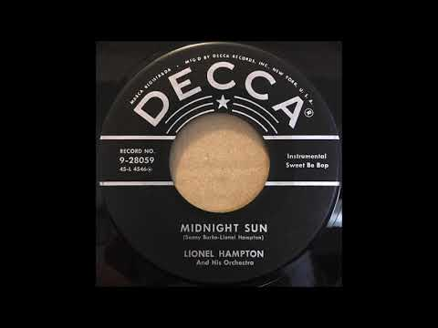 LIONEL HAMPTON ♪MIDNIGHT SUN♪ WITH DINAH WASHINGTON♪BLOW TOP BLUES♪ mp3