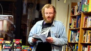 ROBERT DUNCAN GRAY // FLOATING WORLD COMICS // BIGASSBOOMBOX FEST 2013