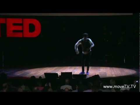 Galen Hooks on dancing at TED