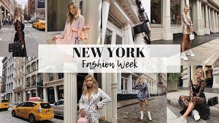 NEW YORK FASHION WEEK 2018 | Sophie Suchan