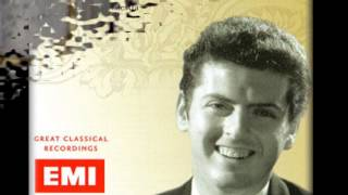 DANIEL BARENBOIM: Mozart piano concerto # 23 in A major ~ English Chamber Orchestra - 1967