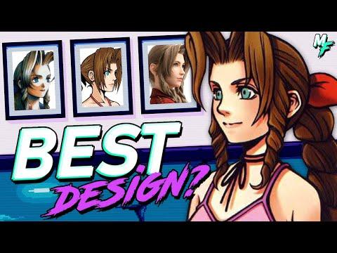 Does Final Fantasy 7 Remake have the BEST Aerith Design?