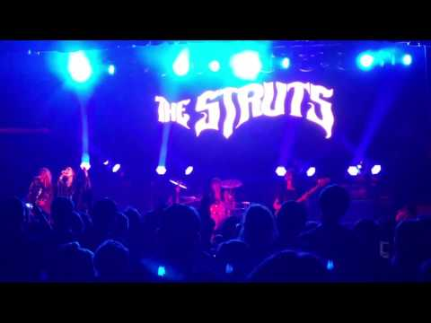 The Struts - Dirty Sexy Money Royale Boston, MA 8-2-16