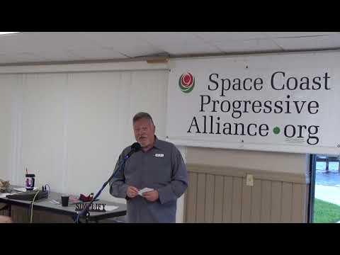 Space Coast Progressive Alliance - Open Minded Mic Night: 1 minute Trailer