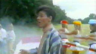 EDDY HUNTINGTON Back Into The USSR Italo Disco Video Clip
