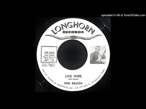 Live Wire - 1965 Guitar Instrumental