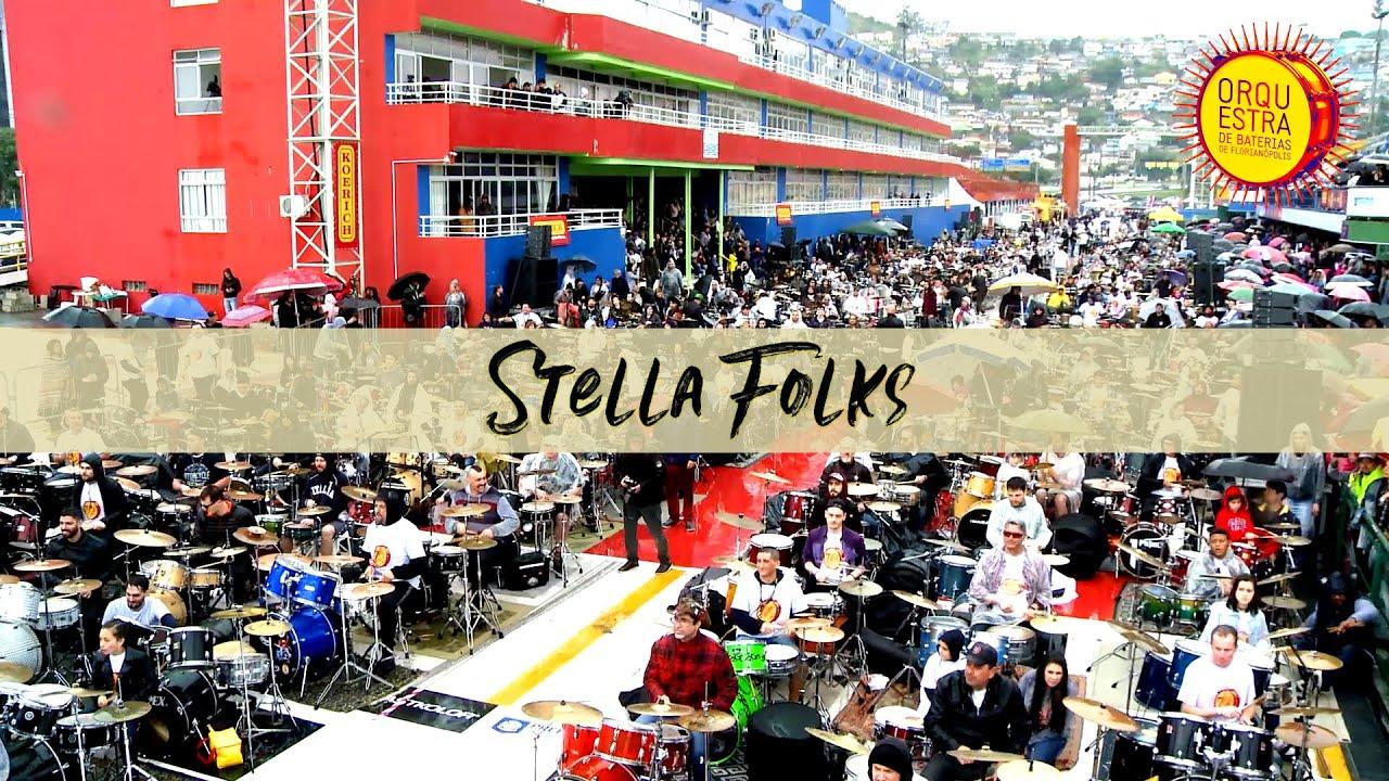 LEAL - Stella Folks - Orquestra de Baterias de Florianópolis 2019