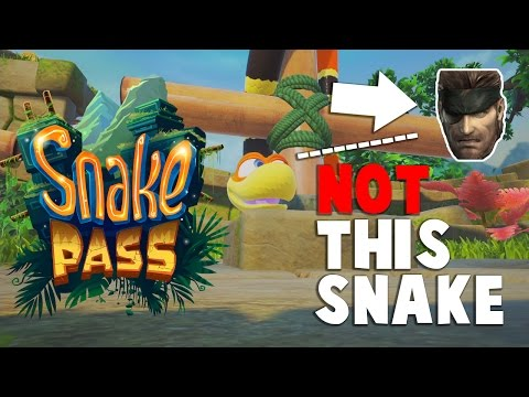 Snek: The Game | Snake Pass