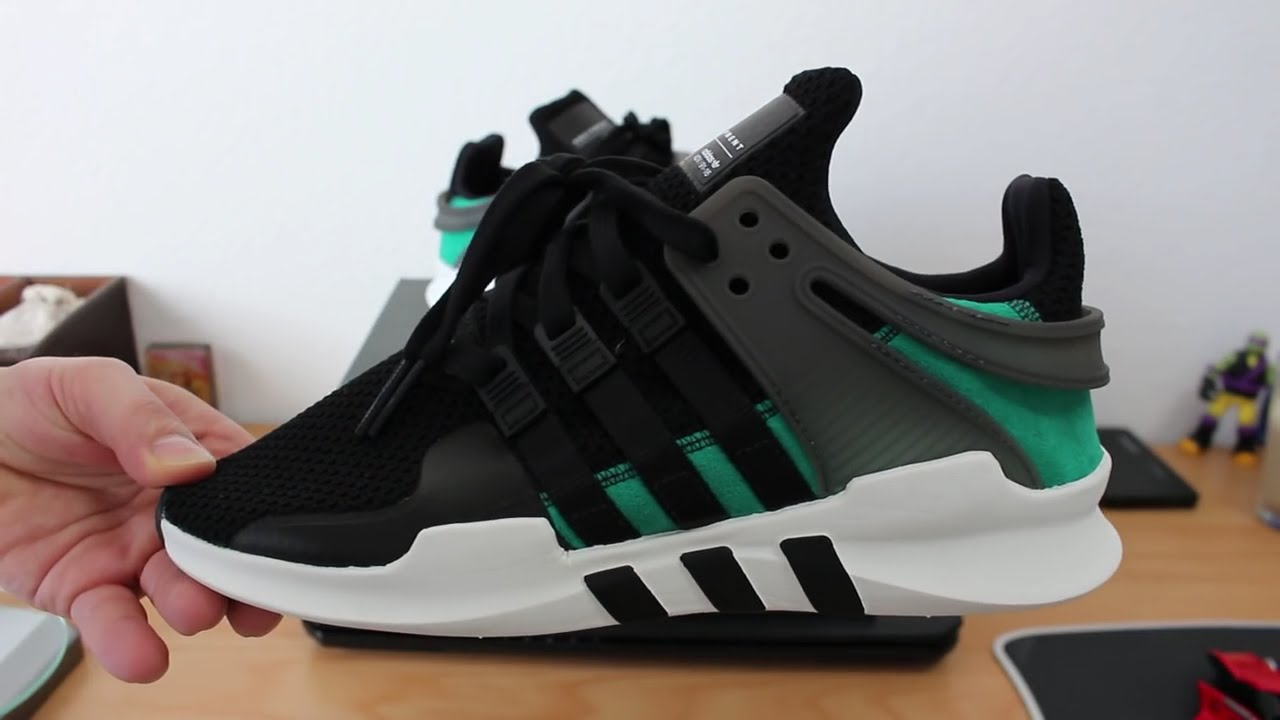 cheap sale supply Adidas Equipment ADV/91-17 Black Running Shoes ebay sale online asYOf1X