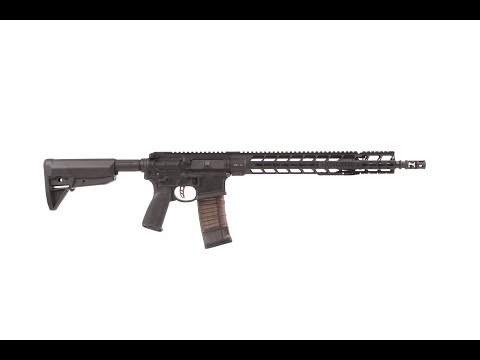 PWS Mk116 Mod 2 with Fortis LA Stock Review