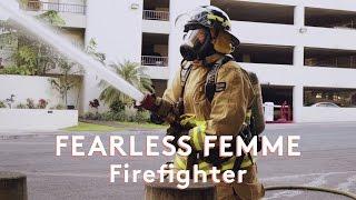 Hawaiian Firefighter | Fearless Femme