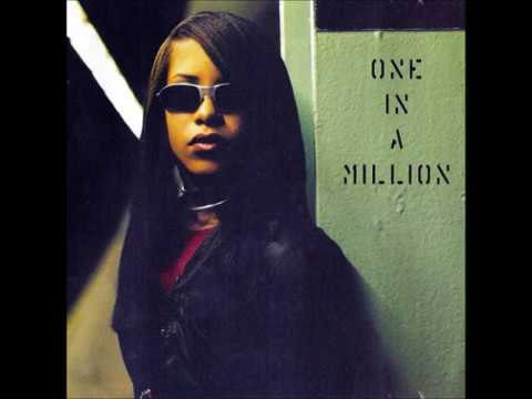 Aaliyah One In A Million Audio Only
