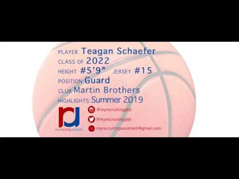 teagan-schaefer,-martin-brothers-2019-summer-season-highlights