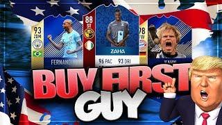 FIFA 18 | Buy First SPECIAL CARD 🔥  vs AMERIKANER 😱😱 Team of the Season