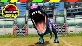 Công Viên Khủng Long Chiến Đấu 4 | Rajasaurus | Jurassic Park Builder part 4 | DCTE