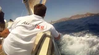 Sweden Yachts 42 - Ameera  2011 Shop Miles Turgutreis Race