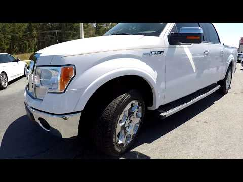 Walkaround Review of 2012 Ford F150 R03057